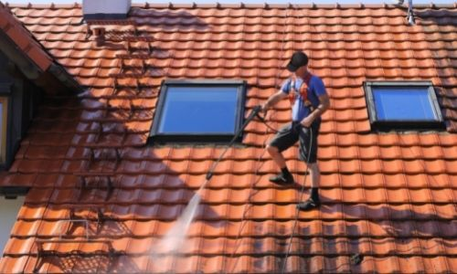 Roof Cleaning 01
